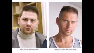 Фото До и После похудения. Фото людей, которым удалось похудеть