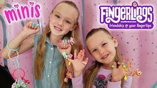 Opening Fingerling Minis! We Find The Ultra Rare Toys!!