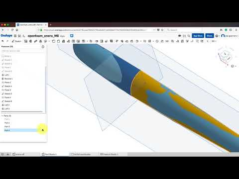 Onera M6 CFD Workflow - Part2