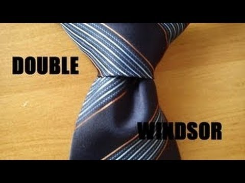How to tie a tie easy double windsor from your point of view how to tie a tie easy double windsor from your point of view full hd ccuart Gallery