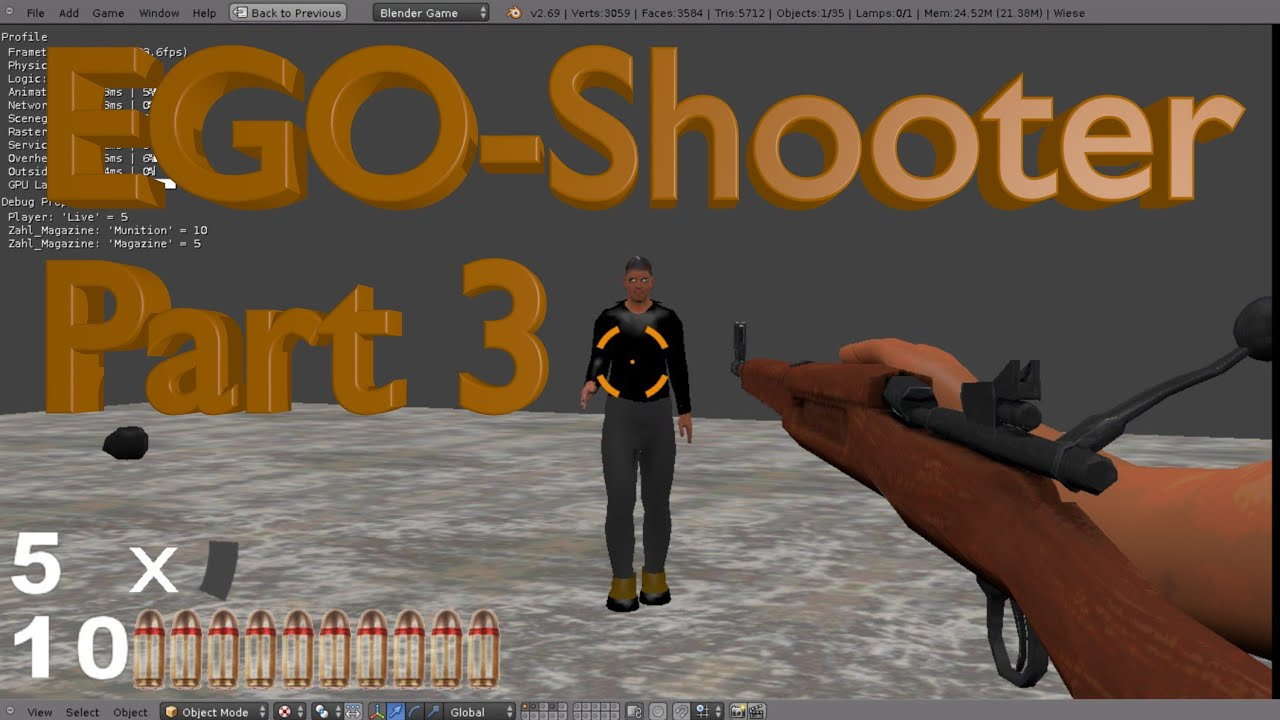 3d Ego Shooter