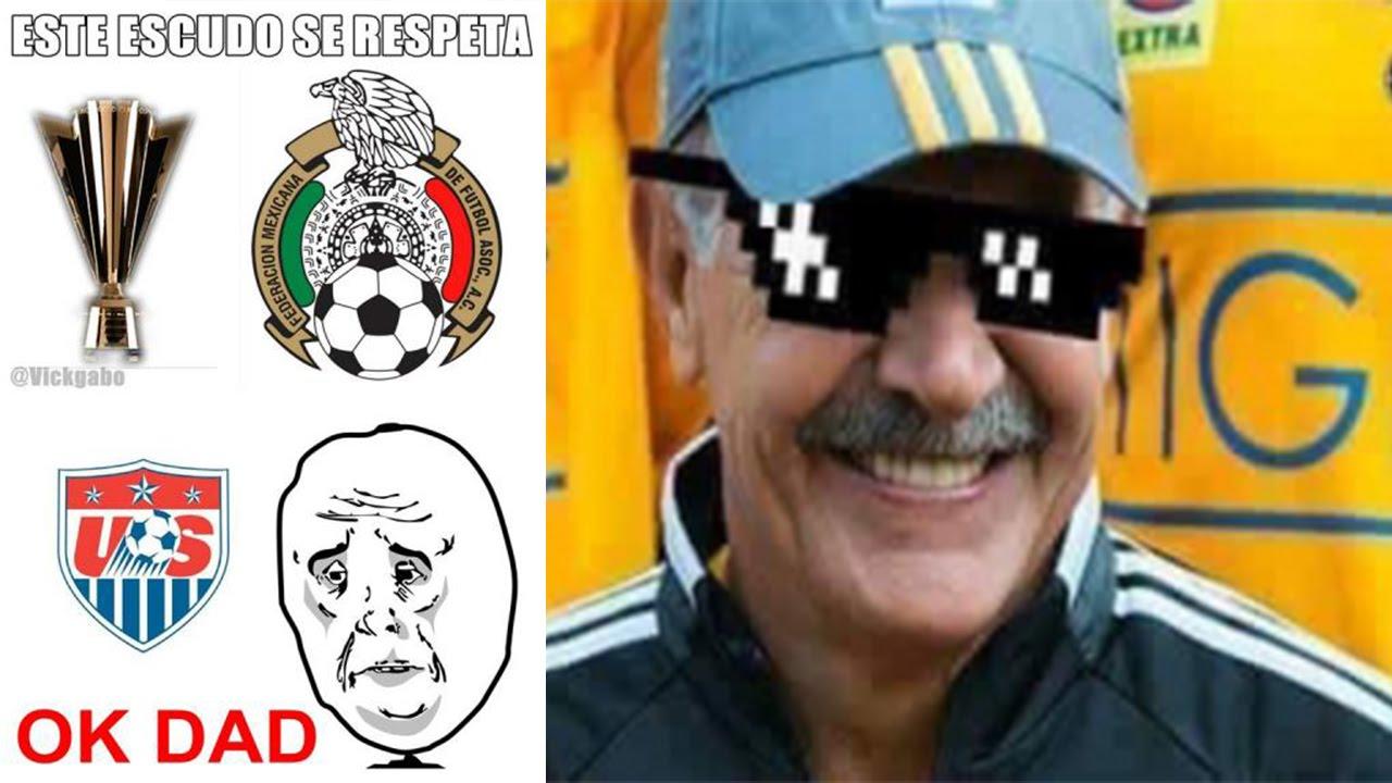 Mexico vs Estados Unidos los MEJORES MEMES TresADos 2016,09,01