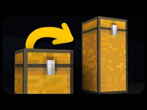 ✔ 11 Storage Build Hacks In Minecraft