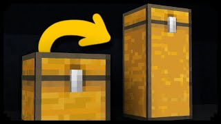 ✔ 11 Storage Build Hacks in Minecraft