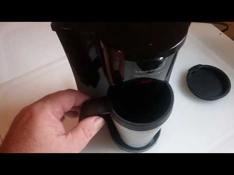Black & Decker Brew N Go Single Cup Coffee Maker Review
