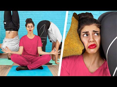 13 неловких ситуаций, знакомых нам всем / Забавные и неловкие моменты у подростков