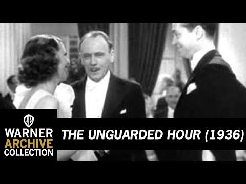 The Unguarded Hour (Original Theatrical Trailer)