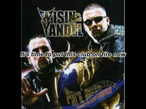Burn it Up - Wisin & Yandel con R-Kelly [sub]