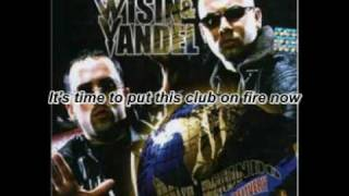 Burn it Up - Wisin & Yandel con R-Kelly [sub]