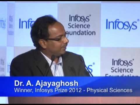 Dr. A Ajayaghosh