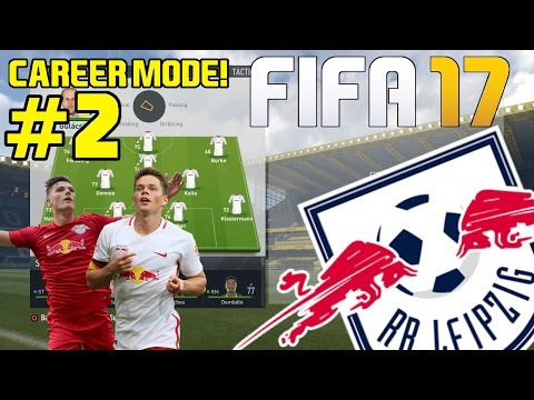 FIFA 17 | Career Mode - RB Leipzig #2 - Pre Season Continues!