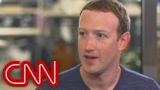 "Mark Zuckerberg: ""I'm really sorry that this happened"""