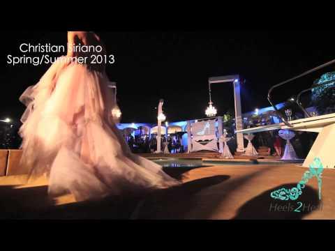 Heels2Heal Fashion Show Gala featuring Yigal Azrouel & Christian Siriano