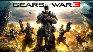 Gears of War 3 All Cutscenes (Game Movie) HD