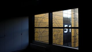 Моторизированные светонепроницаемые рулонные шторы с электроприводом.(Motorised blackout roller blinds with side guides. 1 motor - two patitions Моторизированные светонепроницаемые рулонные шторы с электропри..., 2016-02-10T06:50:47.000Z)