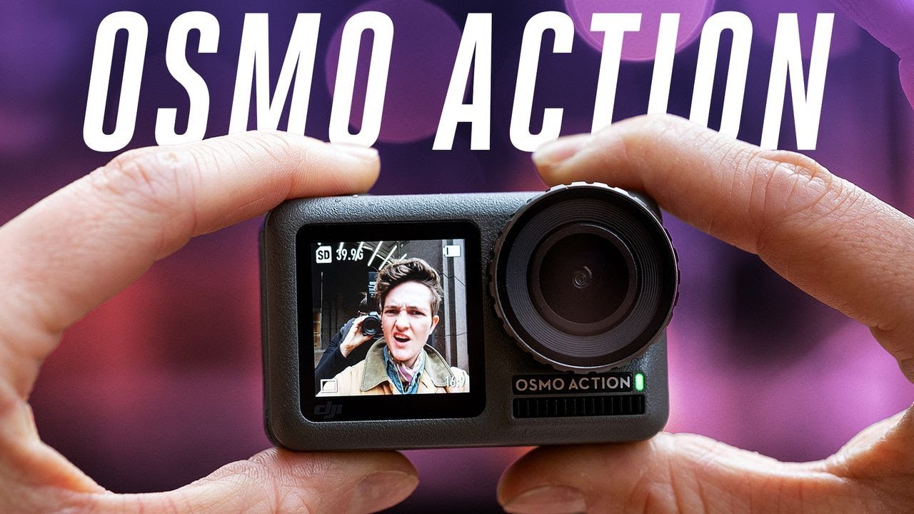 Osmo Action hands-on: GoPro should be worried - The Verge