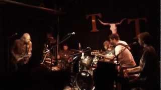 Andy Coe Band 9-1-12  Cumberland Blues, Jack Straw, Sugar  Magnolia