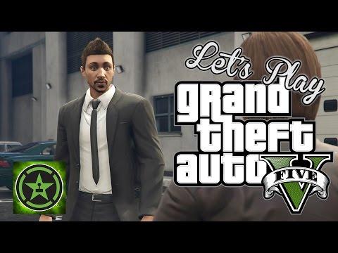 Let's Play – GTA V Heists – Humane Labs Raid Part 1