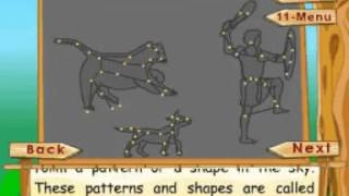 Learn Science - Class 3 - The Solar System - The Stars - Animation