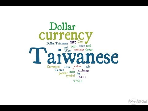 Taiwanese Currency Dollar Youtube