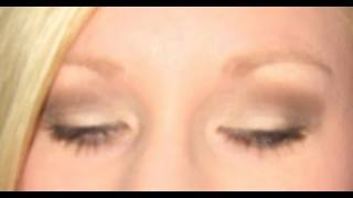 Light Grey and Dark Brown Day Look Using Coastal Scents 28 Neutral Palette plus Review