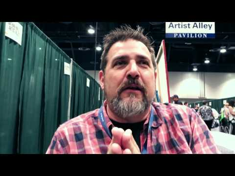 2014 ALA Annual Conference - Frank Cammuso on the Refining of the Comics Industry