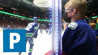 Canucks excited to get back in front of fans | The Province