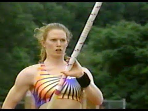 Emma George - Women's Pole Vault - 1998 US Open