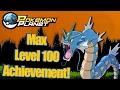 Pokemon Planet - Max Level 100 Achievement!