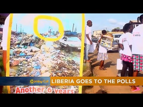 Liberia votes new president today [The Morning Call]