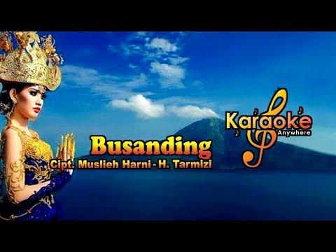 Lagu Lampung | Busanding No Vocal (Karaoke)