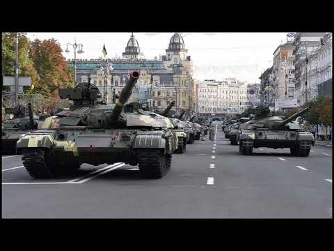 NATO soldiers to participate in Ukrainian Independence Day military parade