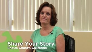 Share Your Story - Shasta County, California