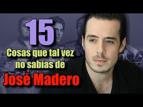 15 Cosas que tal vez no sabías de José Madero (PXNDX)