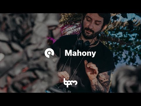 Mahony @ BPM Festival Portugal 2017 (BE-AT TV)