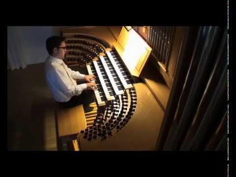 M. Reger: Fantasia and Fugue in D minor, Op. 135b