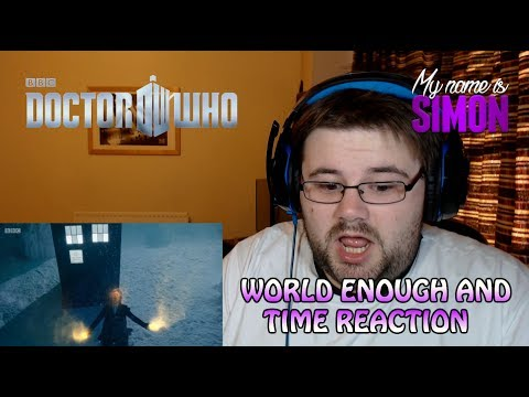 Doctor Who - Se10 Ep11 - World Enough and Time - Reaction