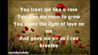 [HD] A1 - Like A Rose with lyrics