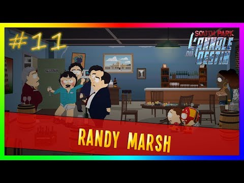 South Park : L'Annale du Destin | Ep.11 | Randy Marsh
