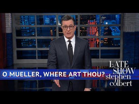 Смотреть The Mueller Probe Might Be Maybe Ending Soon, Possibly онлайн