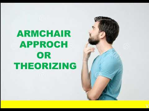 Armchair Approch in Sociolinguistics - YouTube