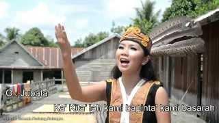 O Jubata Lagu Dayak Ahe Kanayatn Official