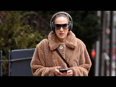 Sarah Jessica Parker looks downcast following Kim Cattrall feud