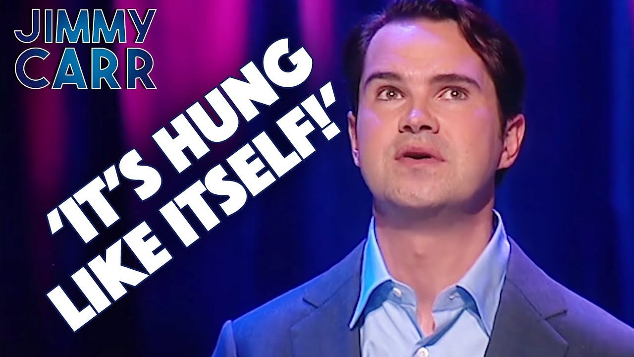 Download The Gay Horse   Jimmy Carr: Comedian