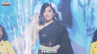 Rashmika Mandanna Dance Performance  @ Devadas Audio Launch | Akkineni Nagarjuna, Nani