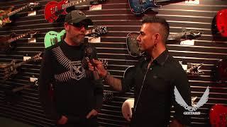 NAMM 2018 Dean Guitars-Interview with Rob Barrett