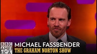 Michael Fassbender 'Sings' 80s TV Show Themes | The Graham Norton Show | BBC America