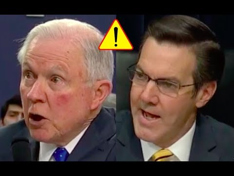 Congressman GOES OFF on Jeff Sessions For Still Not Electing A Special Counsel! Congressman Pissed!