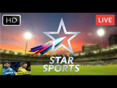 Star Sports Live | Watch India vs Australia Cricket Match Live 2017
