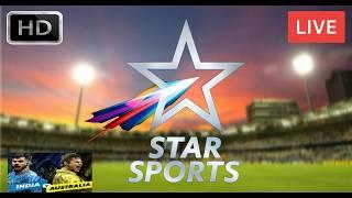 Star Sports Live | Watch India vs Australia Cricket Match Live 2017
